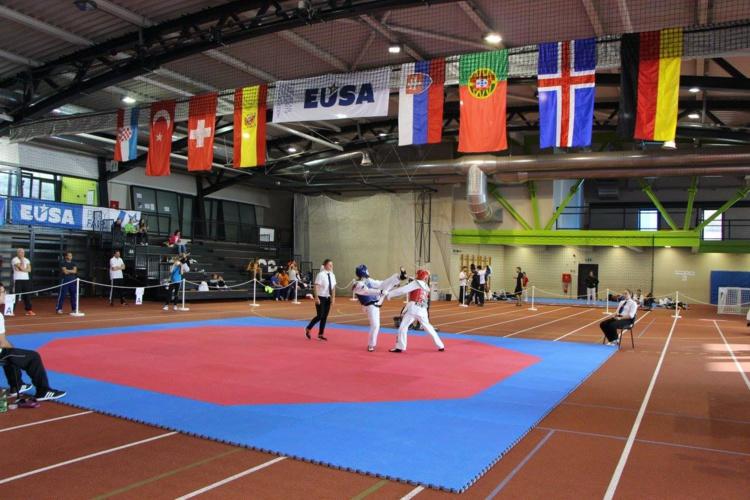TAEKWONDO – Championnat d'Europe Universitaire : Brandon Cheneson obtient une médaille de Bronze.