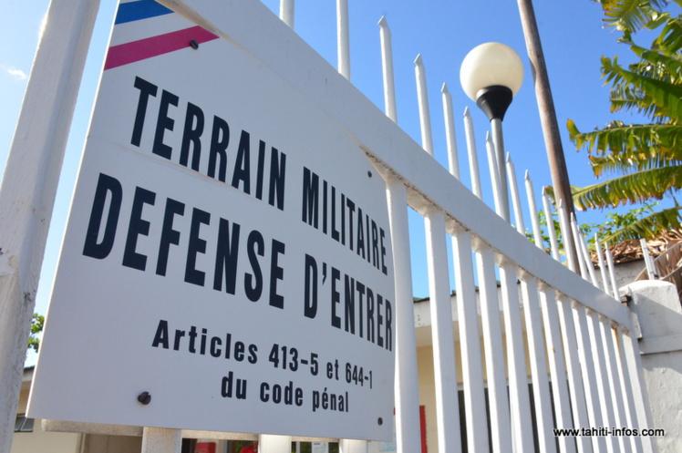 Les projets de loi du Pays et de contrats de redynamisation des anciens terrains militaires de Tahiti devraient être proposés pour examen à l'assemblée en fin janvier prochain.