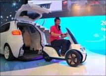 Le Chinois Geely assure que 90% de ses voitures seront hybrides ou électriques d'ici 2020