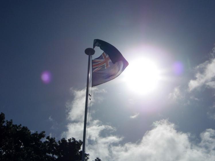 Nouvelle-Zélande : les drapeaux de la discorde