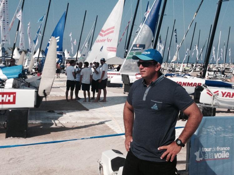 Teva Plichart avait déjà participé à la course en 2007