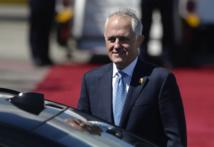 Le Premier ministre australien, Malcolm Turnbull.