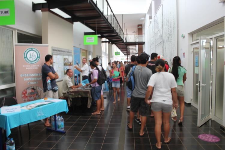 2000 lycéens attendus pour les journées du post-bac