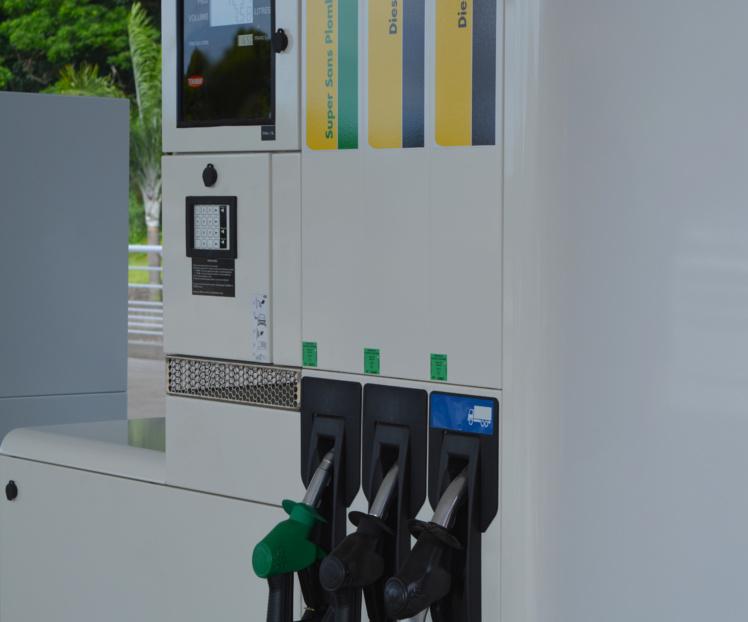 Dès le 1er décembre, le gazole à la pompe passe à 140 Fcfp/litre et l'essence à 143 Fcfp.