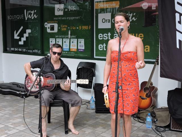 Soirées blues au Méridien (vidéos)