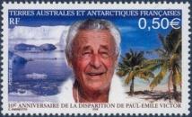 """Paul-Emile Victor, mort il y a vingt ans: """"un absent omniprésent"""" se souvient sa fille Daphné"""
