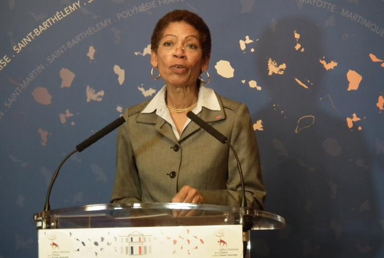 Maina Sage participera à la COP21, annonce George Pau-Langevin