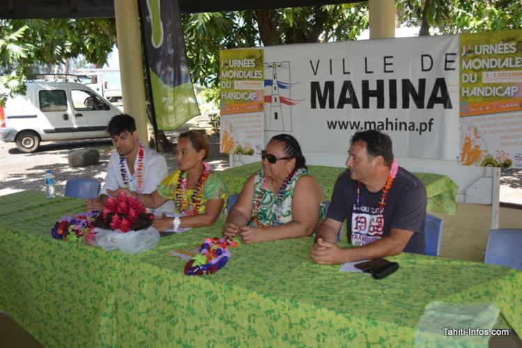 Les services de la mairie, du Pays et les associations organisent ensembles deux jours pour les personnes handicapées à la Pointe Vénus