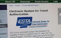 Le questionnaire de l'ESTA pour voyager aux Etats-Unis va se durcir