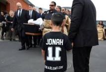 Nouvelle-Zélande: funérailles privées pour la star du rugby Jonah Lomu