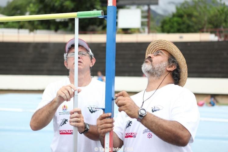 Athlétisme – Saut en Hauteur : Focus sur l'exceptionnel Teura Tupaia.