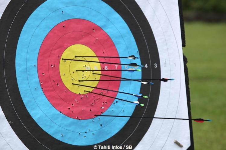 Le tir à l'arc est un sport olympique qui demande de la concentration