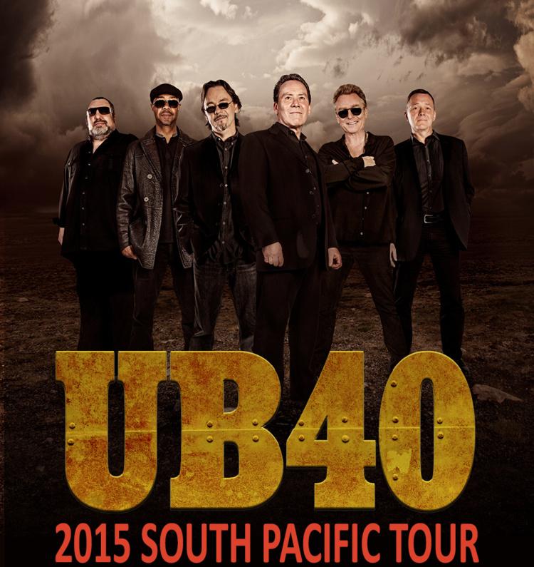 Le groupe UB40 va faire vibrer To'ata dimanche !