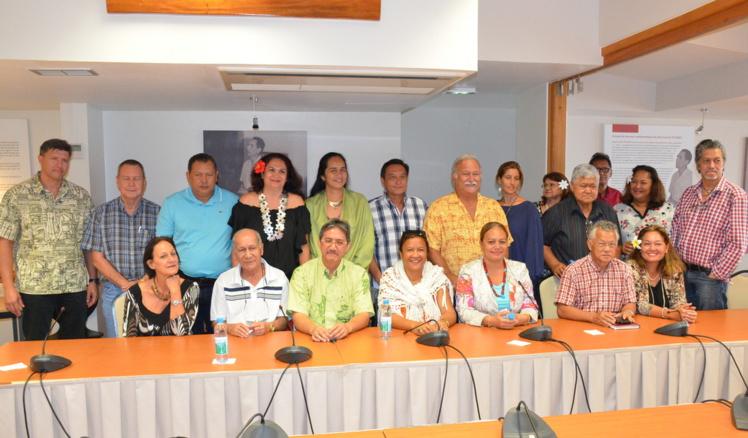 Le 3 septembre dernier, les groupe Tapura et ATP avaient annoncé qu'ils faisaient dorénavant cause commune à l'Assemblée. Leur fusion dans un groupe commun doit être officialisée cette semaine.