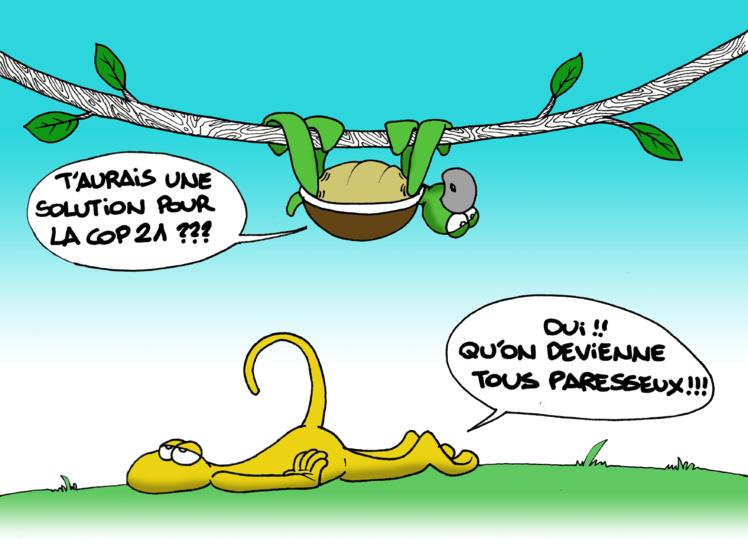 """""""Une solution environnement"""" par Munoz"""