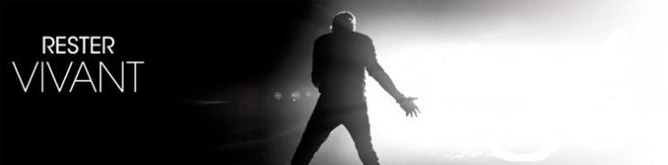 Johnny Hallyday en concert  au Fenua le 4 mai 2016
