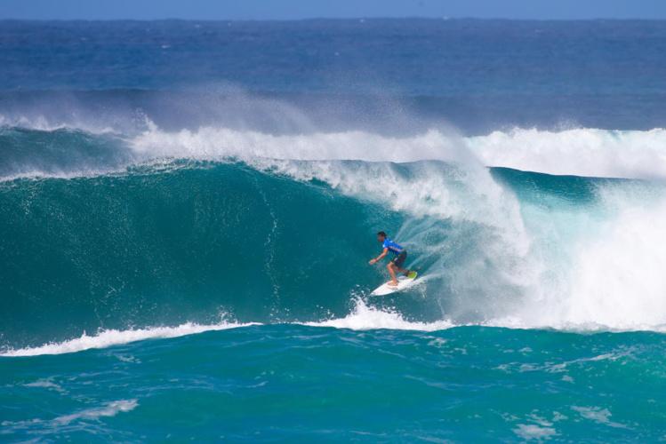 Hawaii, comme Tahiti feront désormais partie de la zone  WSL Polynésia