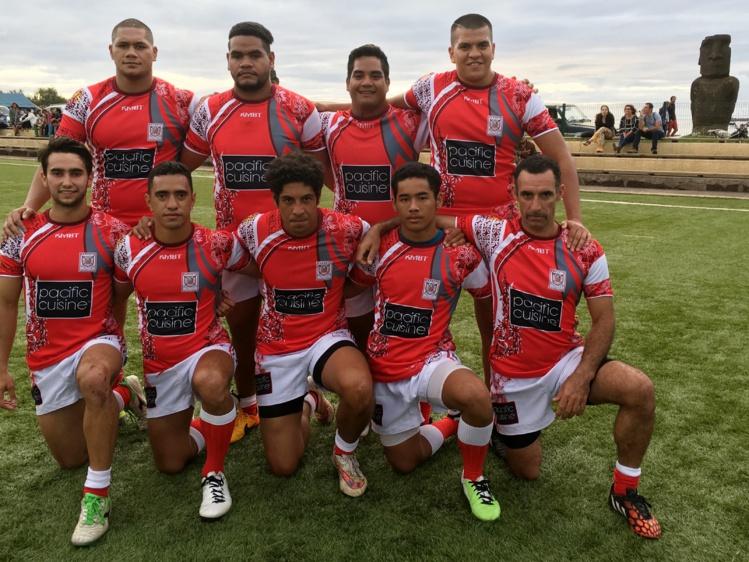 3 victoires sur 4 pour la délégation de 8 joueurs en provenance de Tahiti