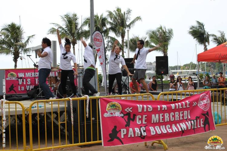 Papeete : ultime édition pour 2015 de Vis ta ville