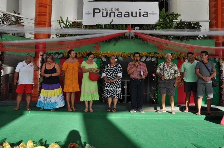 Punaauia : remise des diplômes des formations lancées par la ville.