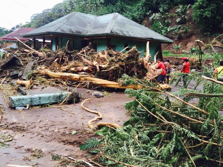 Fortes pluies : 61 maisons détruites et 98 maisons fortement endommagées