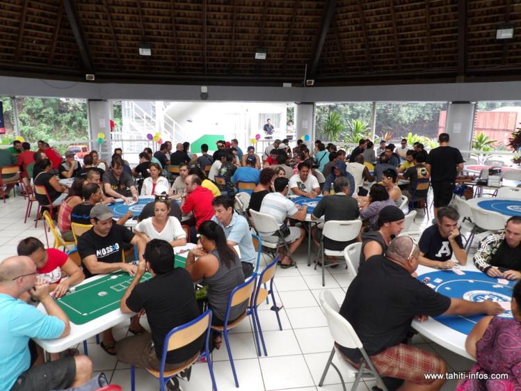Un chèque de 614 000 Fcfp sera remis jeudi au représentant local de l'AFM-Téléthon par le président de l'association Tahiti Poker Tour.