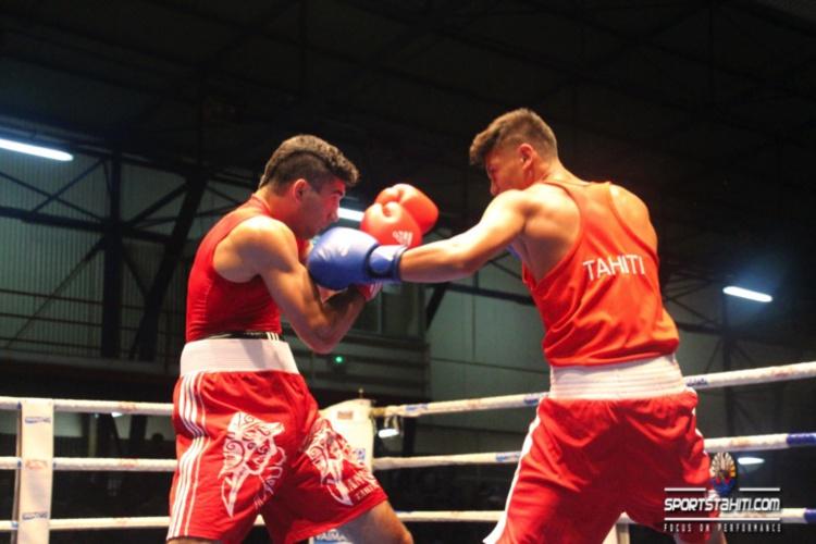 Jordan Tuihaa a pu remporter son combat