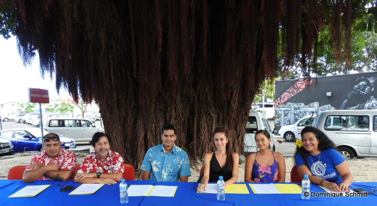 La troupe Tamariki Poerani, dirigée par Mahau Foster, ainsi que les différents partenaires de l'événement ont à cœur de battre le record du monde de 'ori tahiti.