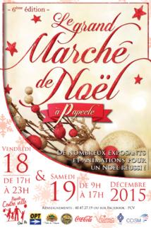 Grand Marché de Noël à Papeete vendredi et samedi