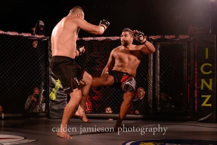 Henri a concouru dans diverses disciplines, même en MMA