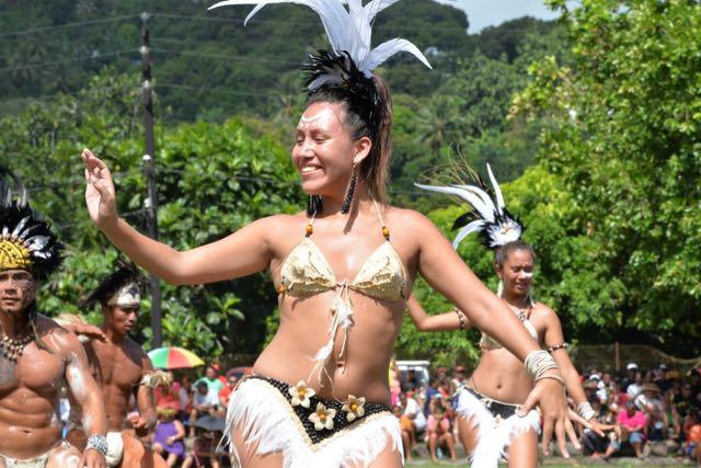 Festival des Marquises : un retour aux sources à Hiva Oa (photos)