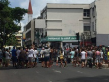 L'avenue du général de Gaulle bloquée par une bagarre (MàJ)