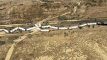 Australie: Fuite d'acide probable après le déraillement d'un train