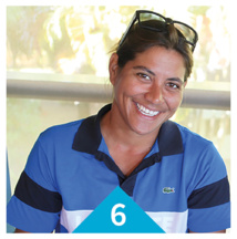 Challenger #6 : Hinatea Bernardino
