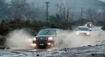 USA: La première grosse tempête causée par El Niño touche la Californie