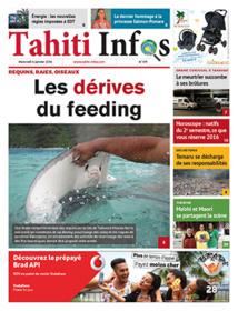 TAHITI INFOS N°571 du 6 janvier 2016