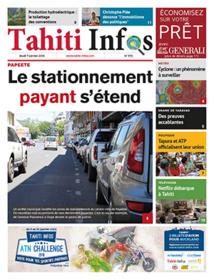 TAHITI INFOS N°572 du 7 janvier 2016