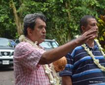 Le président du Pays doit gérer l'aide aux victimes et un budget serré