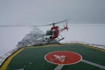 Antarctique : mort d'un pilote canadien tombé dans une crevasse