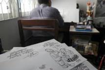 Dessinateurs de presse en Birmanie, un nouveau champ d'expression