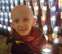 Un petit Américain cancéreux émeut les internautes chinois