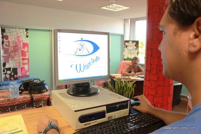 Wave Info est un espace dédié à la jeunesse où ils pourront retrouver des animateurs qualifiés, qui pourront les accompagner et les informer