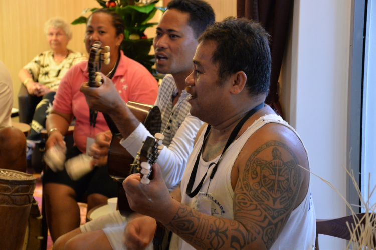 Voyage inaugural de l'Aranui 5 : le rêve marquisien