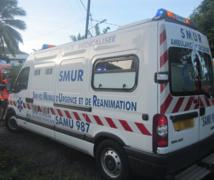 Accident mortel de la circulation routière à Taravao