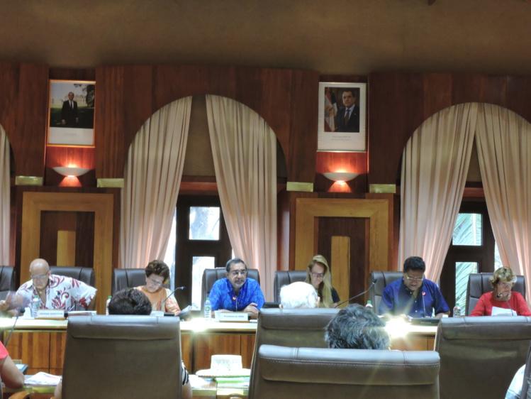 Le président du CESC perçoit 141.290 Fcfp d'indemnités en plus du maximum de 209.613 Fcfp d'indemnités de vacation perçues pour siéger avec ses pairs dans la 4e institution du Pays.