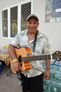 Roberto, de l'association Manu à Fatu Hiva