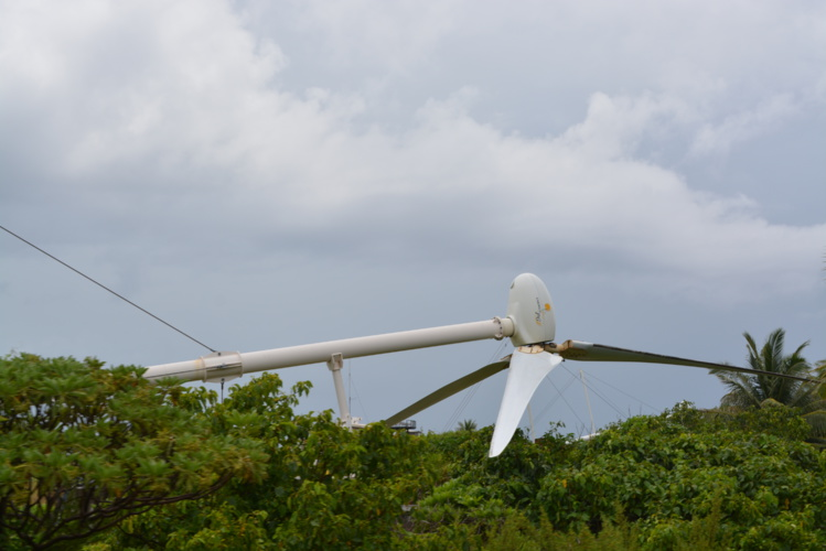 Depuis bientôt sept ans, les six éoliennes le la SAEM Te Mau Ito Api sont à terre. La société mixte produit son énergie à partir de groupes électrogènes et à perte. Le Pays, actionnaire majoritaire, associé avec deux sociétés détenues par l'homme d'affaires Dominique Auroy a décidé mercredi de mettre un terme à la société en engageant une procédure de dissolution.