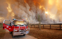 Feux de forêt: le changement climatique souffle sur les braises en Australie