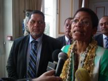 En mai 2015, une délégation de maires polynésiens était reçue par la ministre des Outre-mer, George Pau-Langevin avec le président du SPC Cyril Tetuanui. Le dialogue, constant, entre les tavana et le ministère a certainement permis de désamorcer rapidement la crise naissante au sujet des indemnités des élus municipaux.
