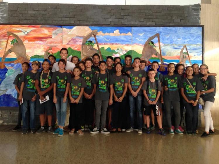 Natation : Les nageurs du collège AMJ sont en Nouvelle-Zélande !